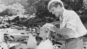 """Escena de la película """"Memorias de África"""" (1985)."""